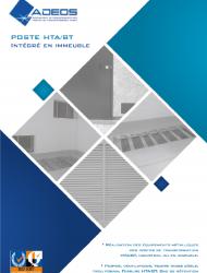 Poste HTA/BT en Immeuble