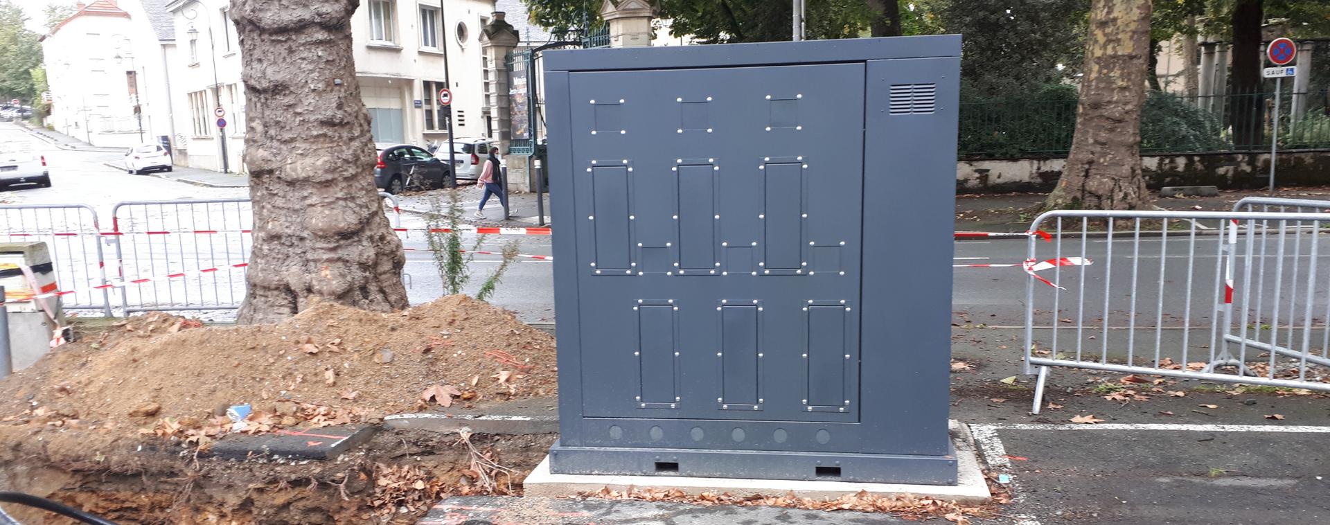 La ville d'Angers fait confiance à ADEOS